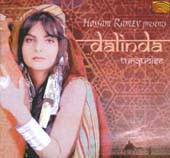 Dalinda, Belly Dance CD image
