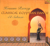 El-Sultaan, Belly Dance CD image