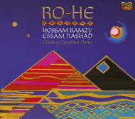 RO-HE Classical Egyptian Bellydance by Hossam Ramzy & Essam Rashad