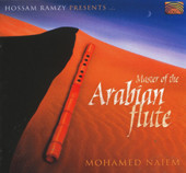 Master of the Arabian Flute, Belly Dance CD image