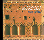 Rhythms of Morocco, Belly Dance CD image
