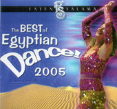Best of Egyptian Dance! 2005, Belly Dance CD image