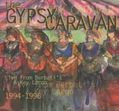 Gypsy Caravan Live from Berbati's & Key Largo, Belly Dance CD image