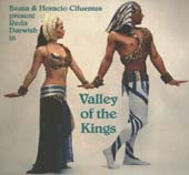 Valley Of The Kings, Belly Dance CD image