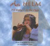 F'il Waha by Helm, Belly Dance CD image