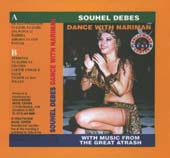 Dance with Nariman, Belly Dance CD image