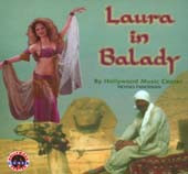 Laura in Balady, Belly Dance CD image