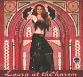 Laura At The Harem, Belly Dance CD image