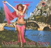 Cocktail Belly Dance w/ Sausan, Belly Dance CD image