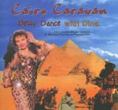 Cairo Caravan - Belly Dance With Dina, Belly Dance CD image
