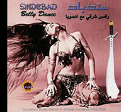 Sindebad Belly Dance, Belly Dance CD image