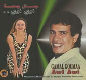 Awi Awi by Gamal Goumaa, Belly Dance CD image