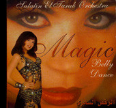 Magic Belly Dance, Belly Dance CD image