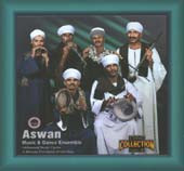 Aswan Music & Dance Ensemble, Belly Dance CD image