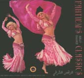 Fahtiem's Belly Dance Classics, Belly Dance CD image