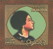 A Tribute to Om Kalsoum, Belly Dance CD image