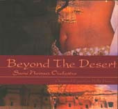 Beyond The Desert, Belly Dance CD image