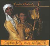 Exotic Balady, Belly Dance CD image