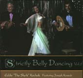 Strictly Belly Dancing Volume 2, Belly Dance CD image