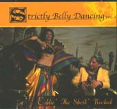 Strictly Belly Dancing Volume 6, Belly Dance CD image