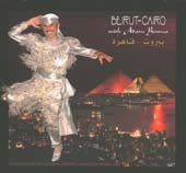 Beirut - Cairo w/ Adam Basma, Belly Dance CD image