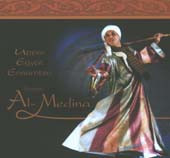 Al - Medina, Belly Dance CD image