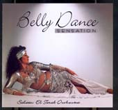 Belly Dance Sensation, Belly Dance CD image