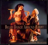 Belly Dance Around Egypt, Belly Dance CD image