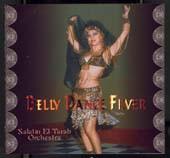 Belly Dance Fever, Belly Dance CD image
