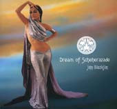 Dream of Scheherazade, Belly Dance CD image