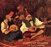Anatolian Odyssey, Belly Dance CD image