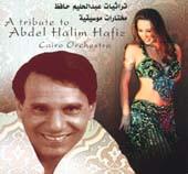 A Tribute to Abdel Halim Hafiz, Belly Dance CD image