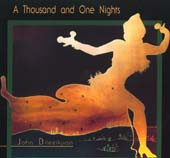 A Thousand and One Nights, Belly Dance CD image