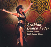 Arabian Dance Fever, Belly Dance CD image