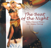 The Beat of the Night, Belly Dance CD image