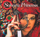 Sahara Princess, Belly Dance CD image
