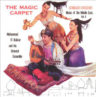 The Magic Carpet, Belly Dance CD