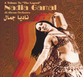 A Tribute to the Legend Nadia Gamal, Belly Dance CD image