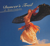 Dancer's Trail, Belly Dance CD image