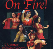 On Fire!, Belly Dance CD