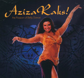 Aziza Raks!, Belly Dance CD image
