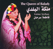 The Queen of the Balady, Belly Dance CD image