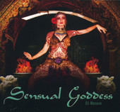 Sensual Goddess, Belly Dance CD image