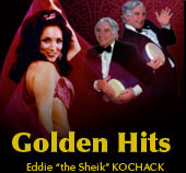 Golden Hits for Belly Dance - Eddie Kochak, Belly Dance CD image