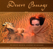 Desert Passage, Belly Dance CD image