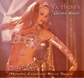 Ya Halawa - Gizira Band, Belly Dance CD image