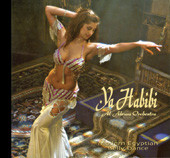 Ya Habibi, Belly Dance CD image