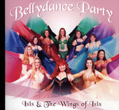 Bellydance Party, Belly Dance CD image