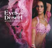 Eyes of the Desert, Belly Dance CD image