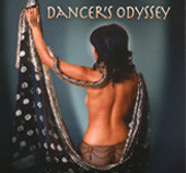 Dancer's Odyssey, Belly Dance CD image